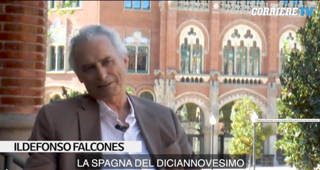 Ildefonso Falcones: «La mia Spagna folle e povera di inizio Novecento»