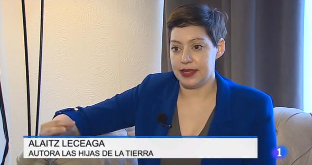 Entrevista a Alaitz Leceaga