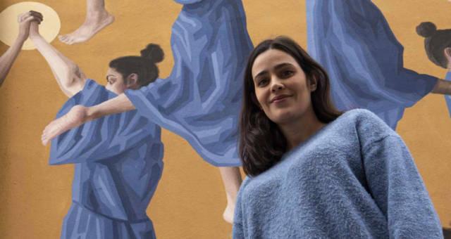 Todas las Lorena Franco: de escritora superventas a actriz de Bollywood