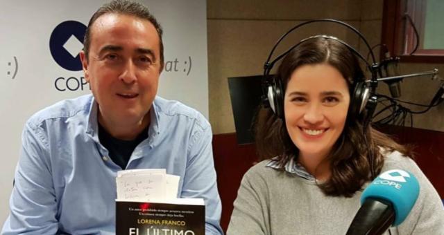 """Lorena Franco nos presenta su última novela: """"El último verano de Silvia Blanch"""""""