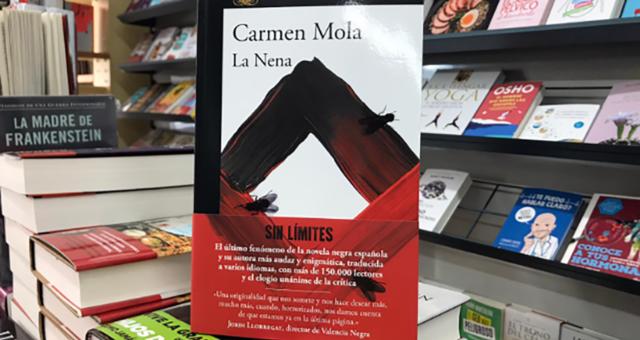 """""""La nena"""" de Carmen Mola"""