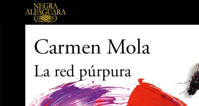 """""""La Red Púrpura"""", de Carmen Mola"""