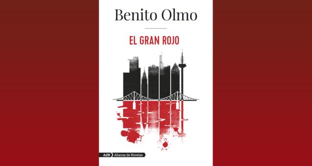 """""""El gran rojo"""", de Benito Olmo"""