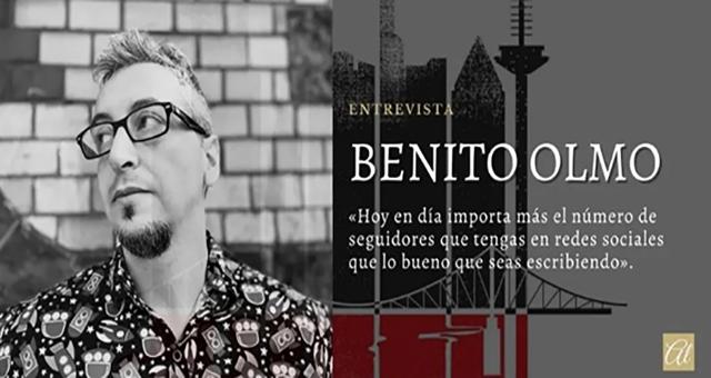Benito Olmo – El gran rojo