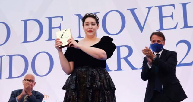 Alaitz Leceaga galardonada con el premio Fernando Lara 2021